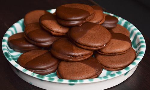 Foto zu Saftige Schokoladenkekse